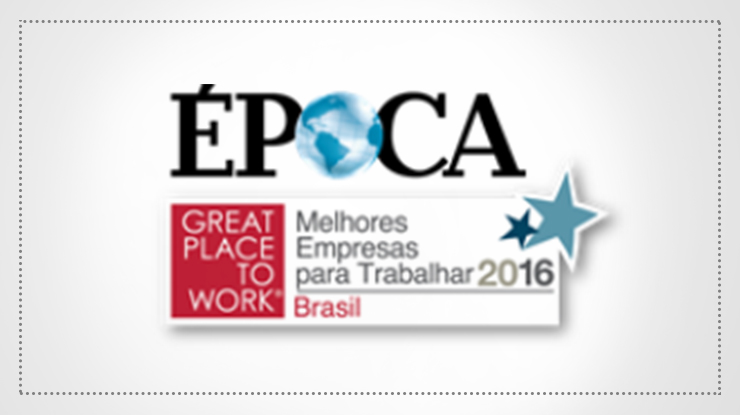 Revista Época - Great Place to Work Brasil